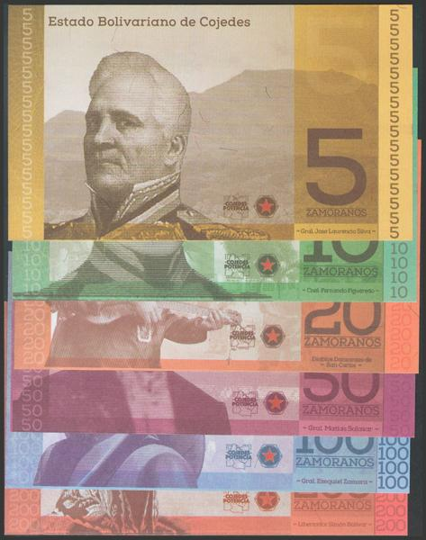 968 - Billetes Extranjeros