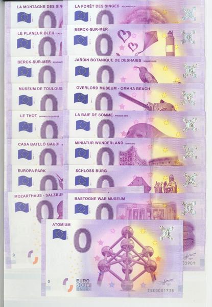 979 - Billetes Extranjeros