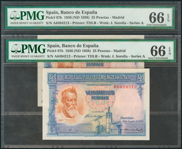 99 - Billetes Españoles