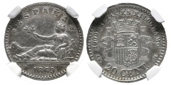 731 - Centenario de la Peseta