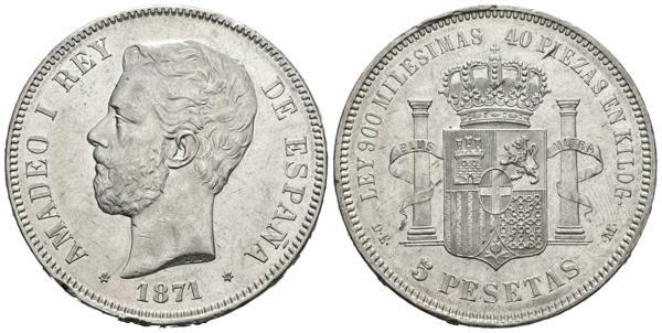 735 - Centenario de la Peseta