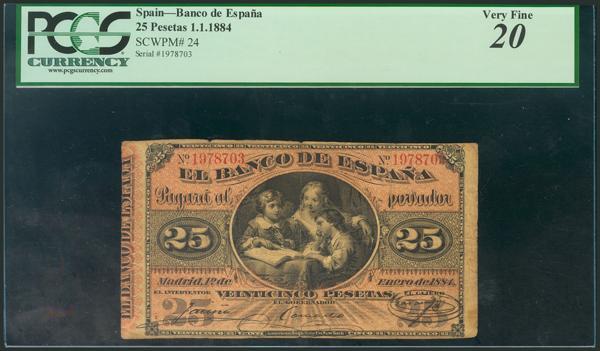 16 - Billetes Españoles