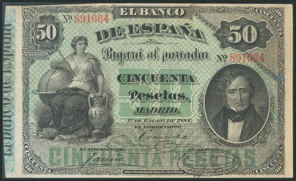 17 - Billetes Españoles