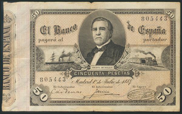18 - Billetes Españoles