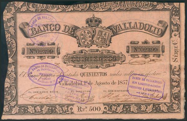 2 - Billetes Españoles