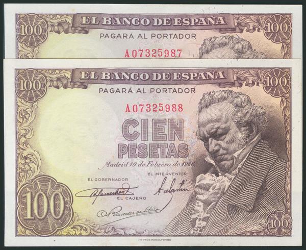 306 - Billetes Españoles