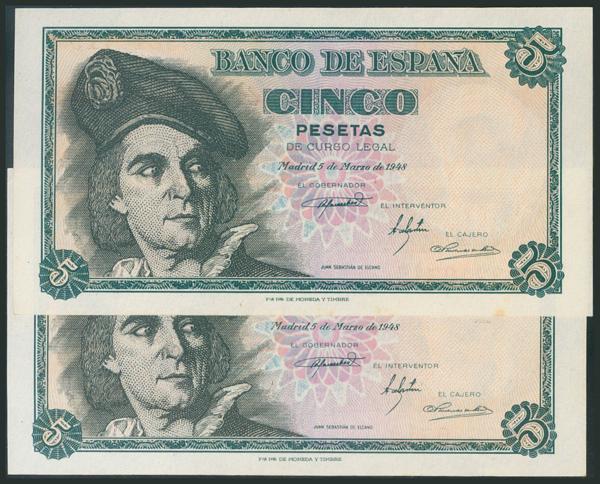319 - Billetes Españoles