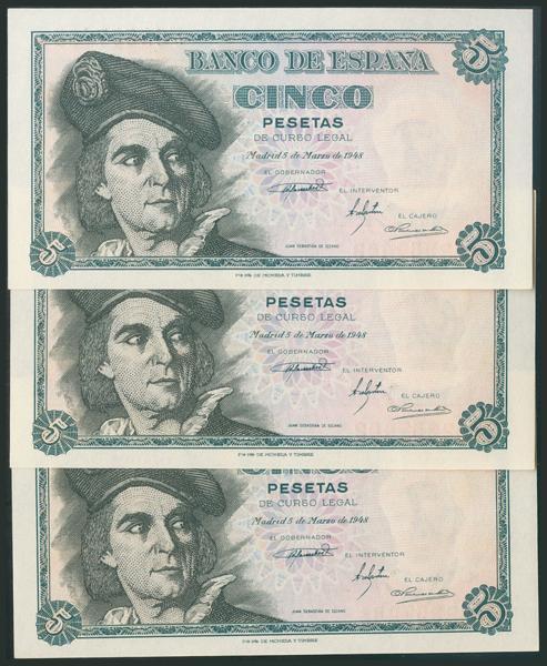 320 - Billetes Españoles