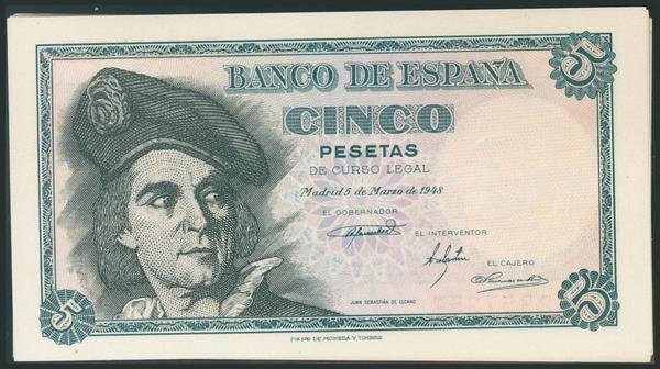 321 - Billetes Españoles