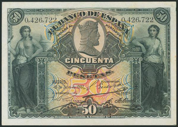 33 - Billetes Españoles
