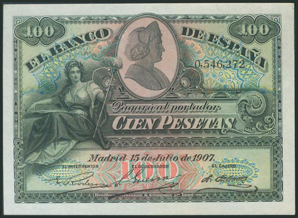 34 - Billetes Españoles