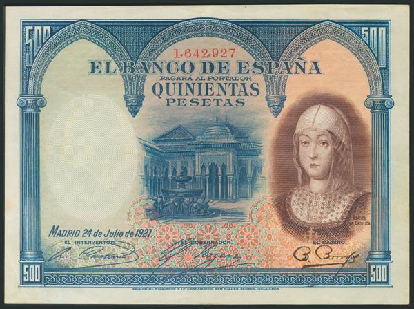 49 - Billetes Españoles