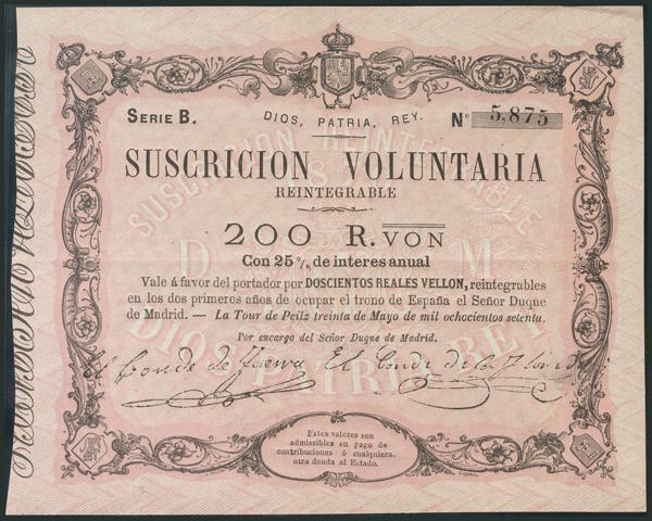 7 - Billetes Españoles