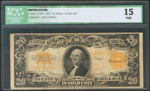 1007 - Estados Unidos