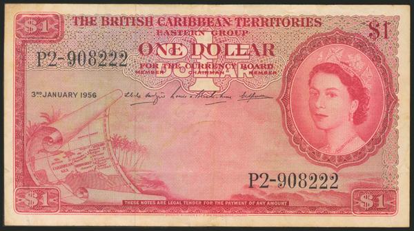 551 - Estados del Caribe Oriental