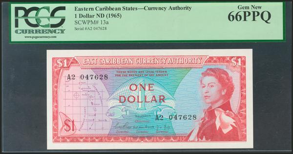553 - Estados del Caribe Oriental