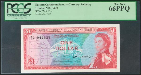 554 - Estados del Caribe Oriental