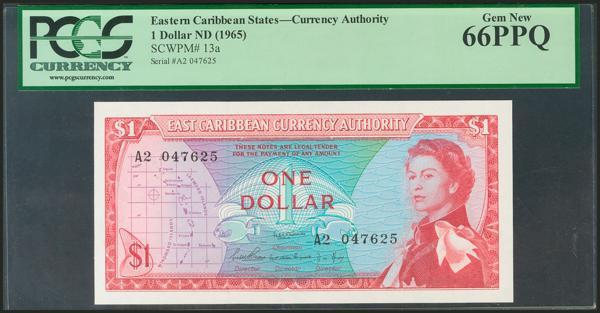 555 - Estados del Caribe Oriental