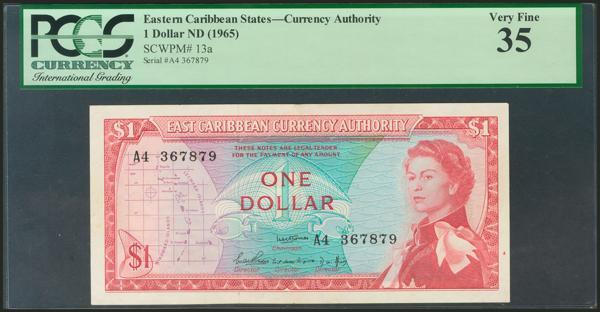 556 - Estados del Caribe Oriental