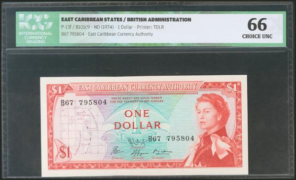 562 - Estados del Caribe Oriental