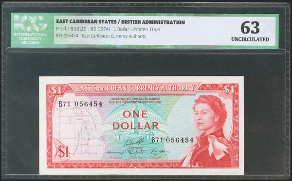 563 - Estados del Caribe Oriental