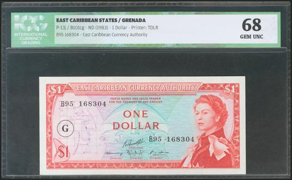 569 - Estados del Caribe Oriental