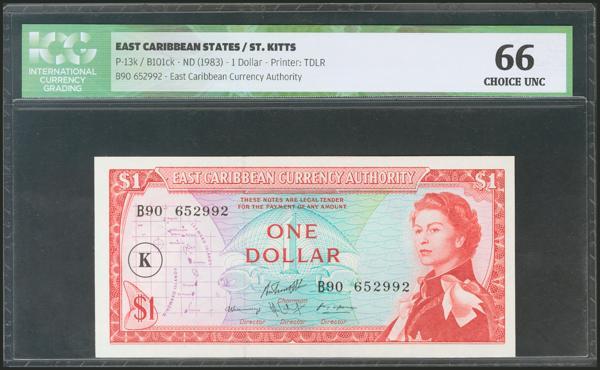 570 - Estados del Caribe Oriental