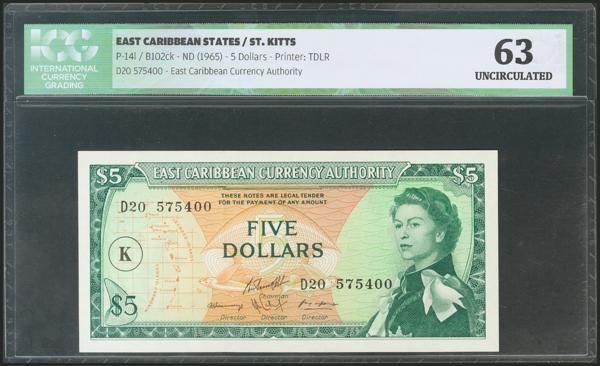 576 - Estados del Caribe Oriental
