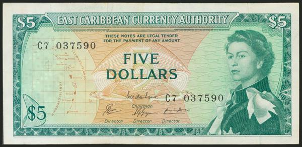 578 - Estados del Caribe Oriental