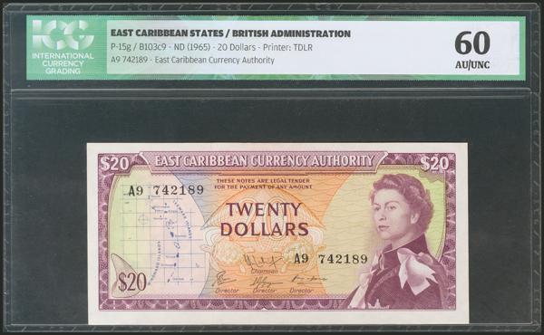 580 - Estados del Caribe Oriental