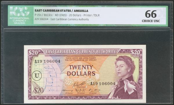 583 - Estados del Caribe Oriental