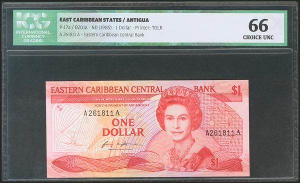 584 - Estados del Caribe Oriental