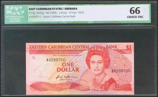 589 - Estados del Caribe Oriental