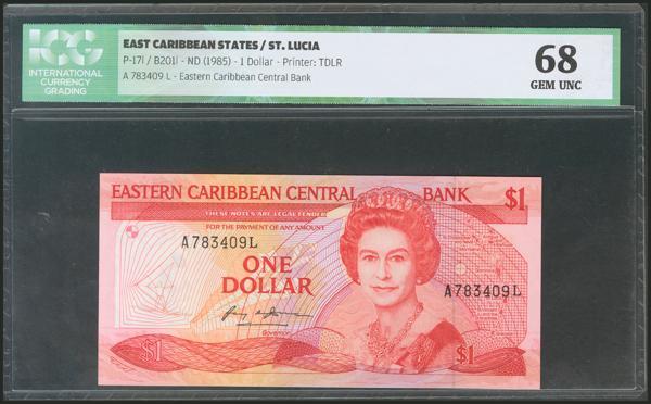 590 - Estados del Caribe Oriental