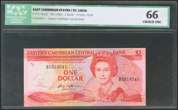 591 - Estados del Caribe Oriental