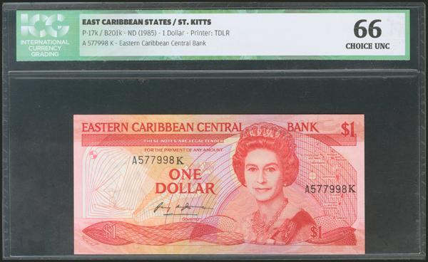 592 - Estados del Caribe Oriental