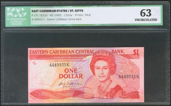 593 - Estados del Caribe Oriental