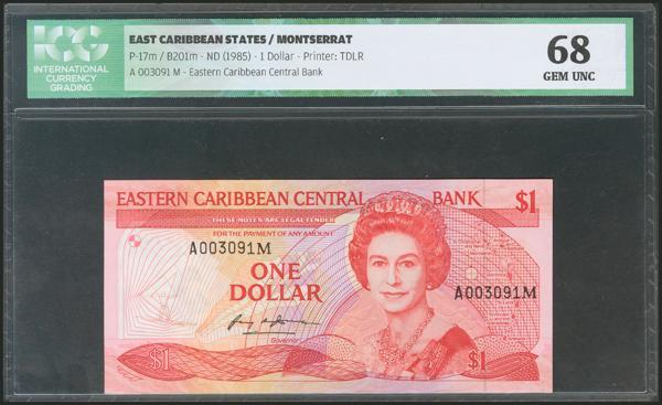 594 - Estados del Caribe Oriental