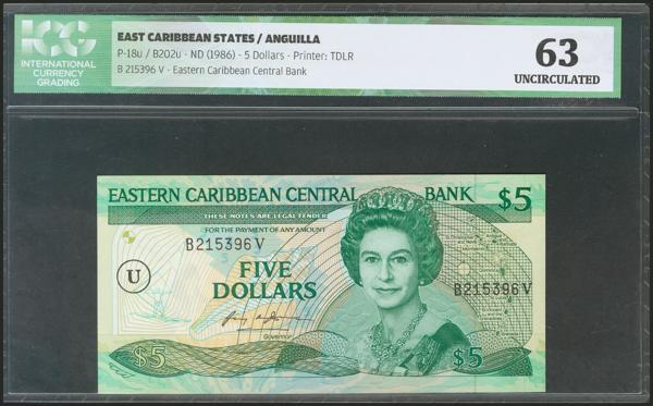 597 - Estados del Caribe Oriental