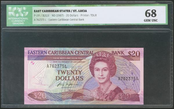 598 - Estados del Caribe Oriental