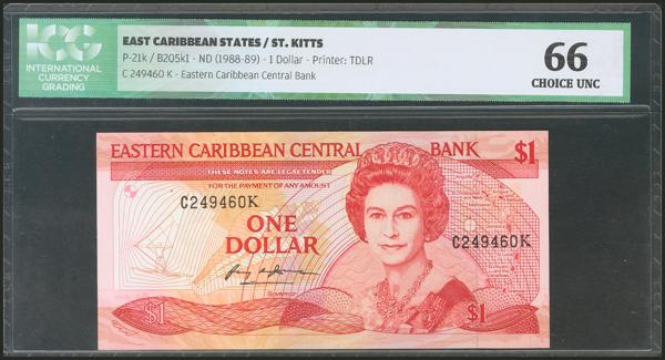 599 - Estados del Caribe Oriental