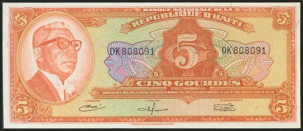 749 - Haiti