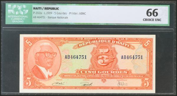750 - Haiti