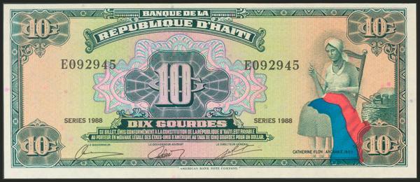 760 - Haiti
