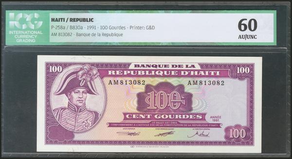 764 - Haiti