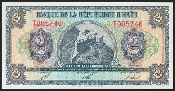 765 - Haiti