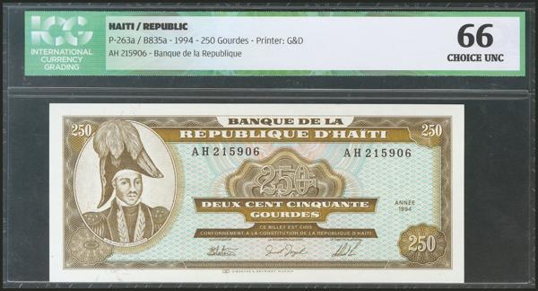 766 - Haiti