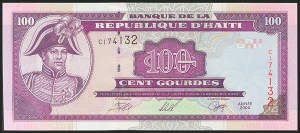 768 - Haiti