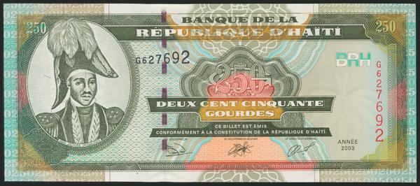 769 - Haiti