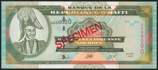770 - Haiti